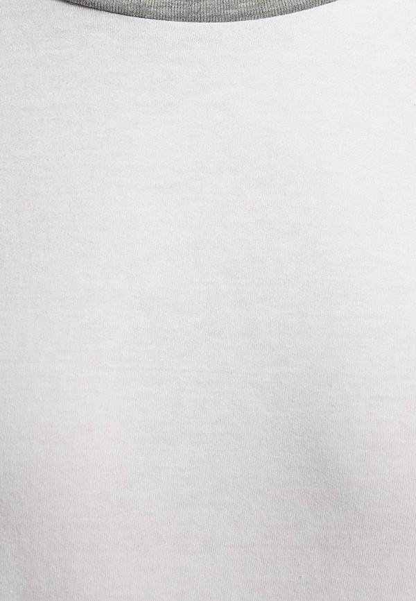 Футболка с длинным рукавом Burton Menswear London 46E04GGRY: изображение 3