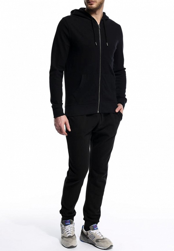 Толстовка Burton Menswear London 46G03GBLK: изображение 4
