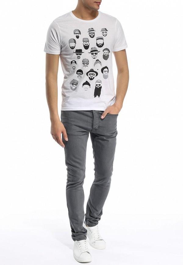 Зауженные джинсы Burton Menswear London 12S18GBLK: изображение 3