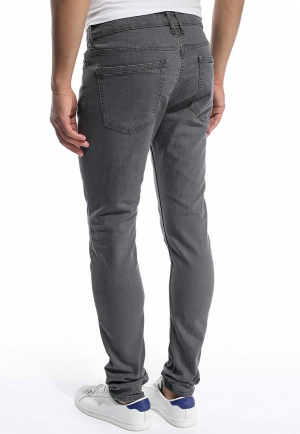 Зауженные джинсы Burton Menswear London 12S18GBLK: изображение 4