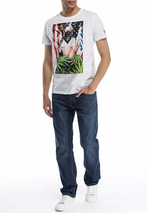 Мужские прямые джинсы Burton Menswear London 12T03GBLU: изображение 3
