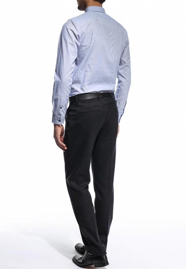 Рубашка с длинным рукавом Burton Menswear London 19F02FBLU: изображение 4