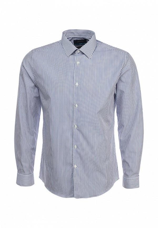 Рубашка с длинным рукавом Burton Menswear London 19P05GBLU: изображение 2