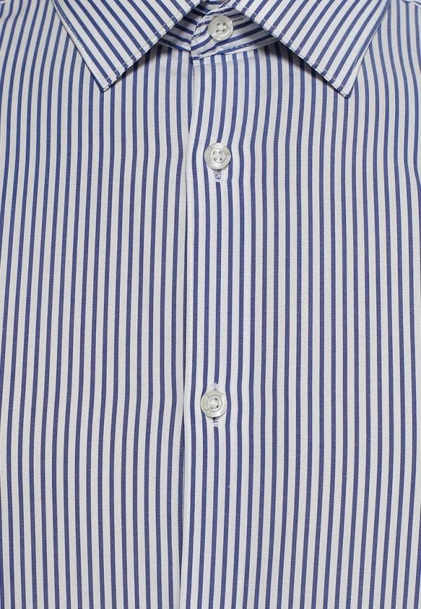 Рубашка с длинным рукавом Burton Menswear London 19P05GBLU: изображение 3
