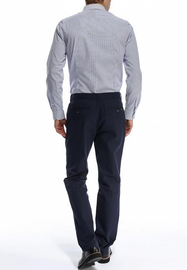 Рубашка с длинным рукавом Burton Menswear London 19P05GBLU: изображение 6