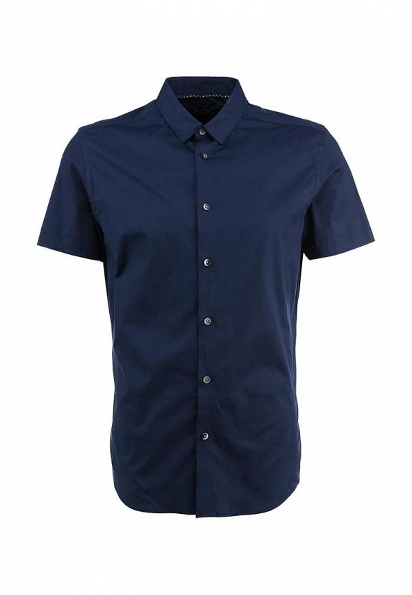Рубашка с коротким рукавом Burton Menswear London 22D04GNVY: изображение 1