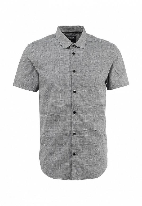 Рубашка с коротким рукавом Burton Menswear London 22D32GBLK: изображение 1