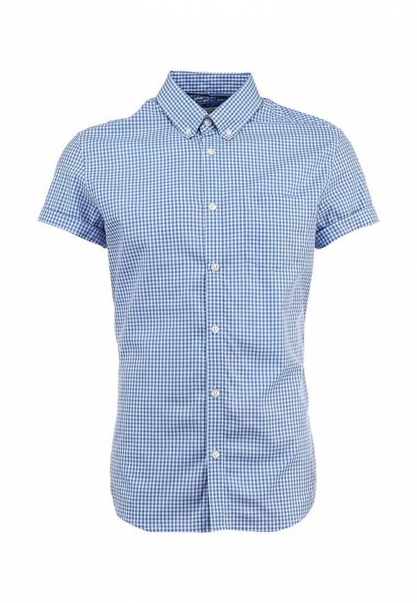 Рубашка с коротким рукавом Burton Menswear London 22G09GBLU: изображение 1