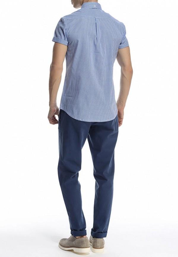 Рубашка с коротким рукавом Burton Menswear London 22G09GBLU: изображение 4