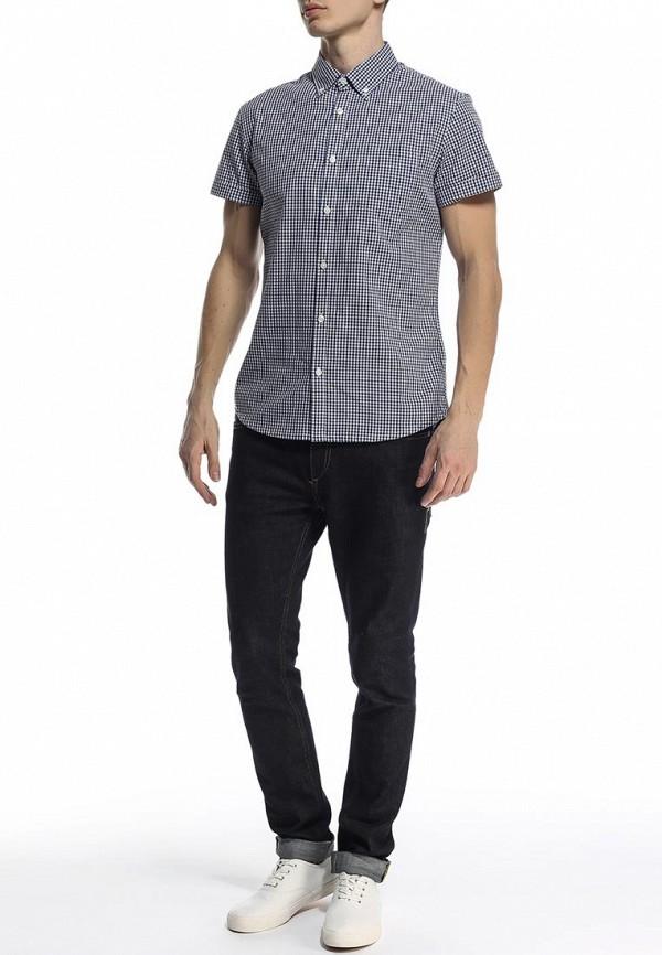 Рубашка с коротким рукавом Burton Menswear London 22G09GNVY: изображение 3