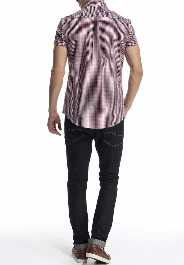 Рубашка с коротким рукавом Burton Menswear London 22G09GRED: изображение 4
