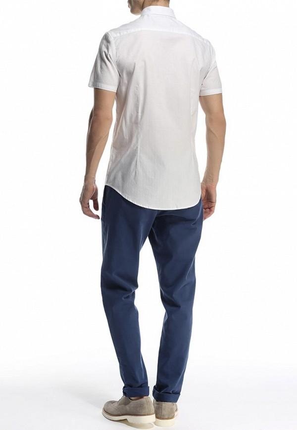Рубашка с коротким рукавом Burton Menswear London 22P34GWHT: изображение 4