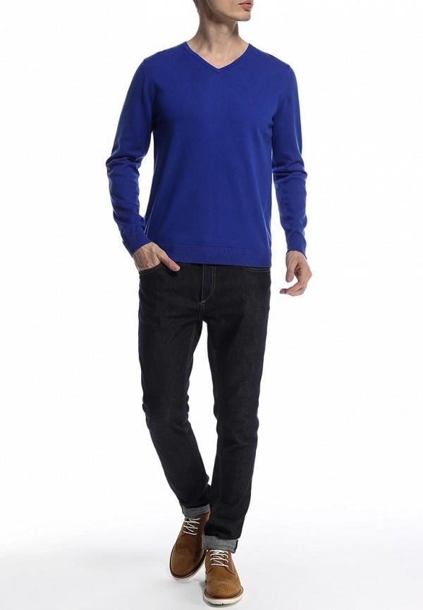 Пуловер Burton Menswear London 27O04GBLU: изображение 3