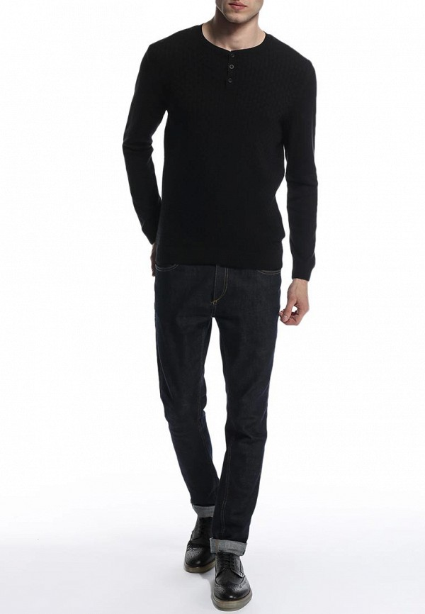 Пуловер Burton Menswear London 27T03GBLK: изображение 4