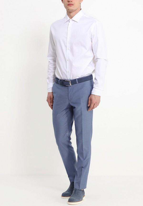 Мужские повседневные брюки Burton Menswear London 02K02EBLU: изображение 3