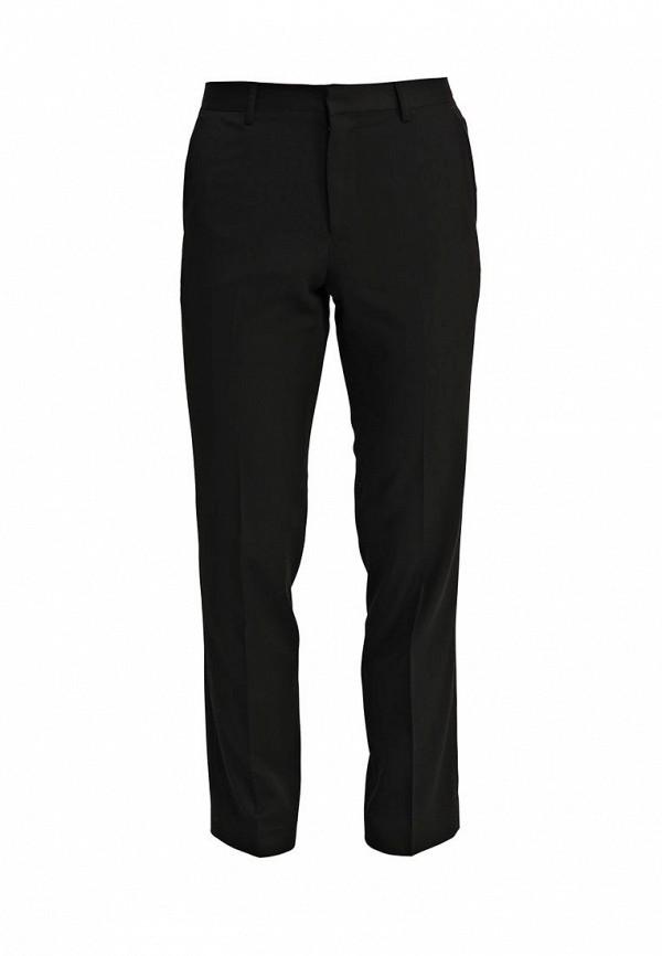 Мужские классические брюки Burton Menswear London 05T01FBLK: изображение 1