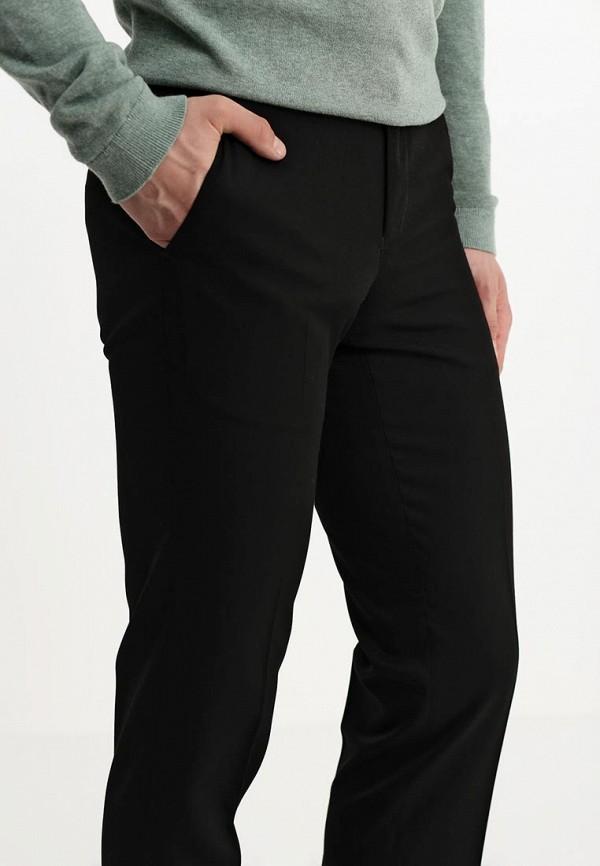 Мужские классические брюки Burton Menswear London 05T01FBLK: изображение 2