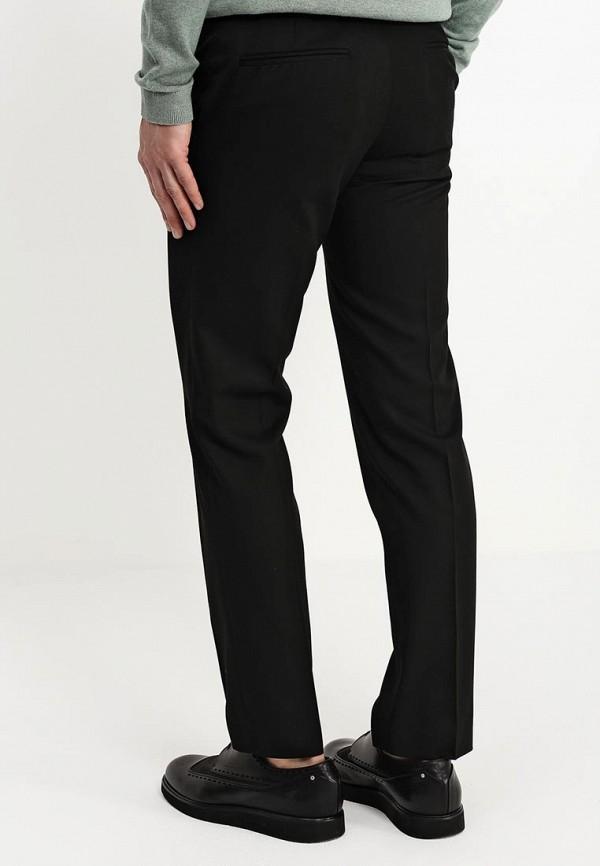 Мужские классические брюки Burton Menswear London 05T01FBLK: изображение 4