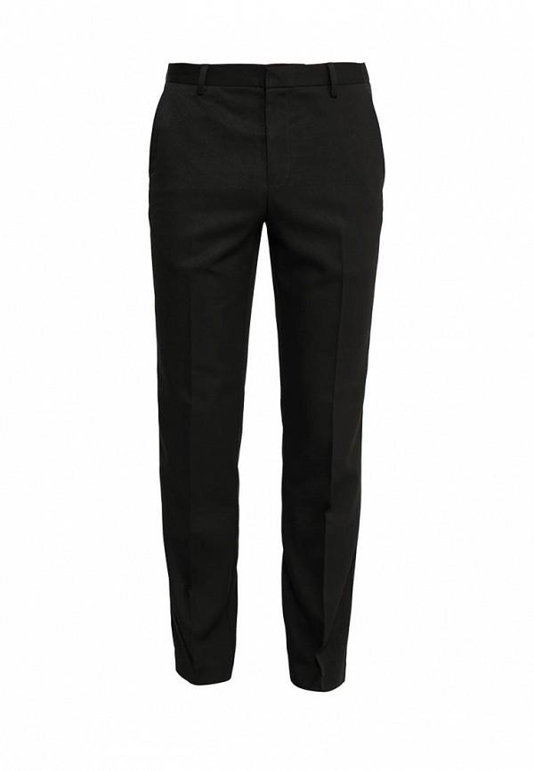Мужские классические брюки Burton Menswear London 05T03EBLK: изображение 1