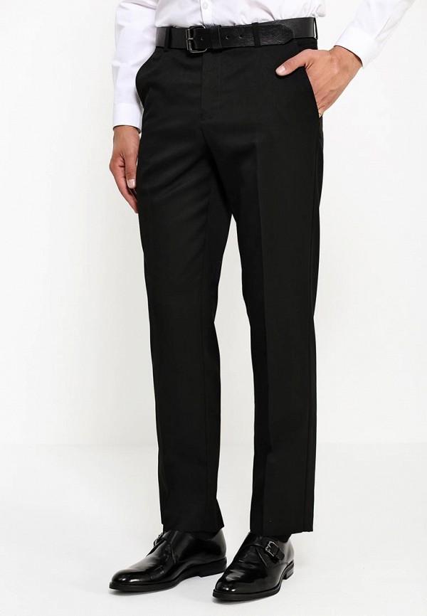 Мужские классические брюки Burton Menswear London 05T03EBLK: изображение 2