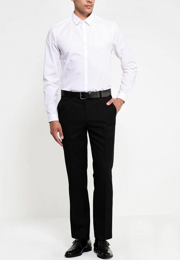 Мужские классические брюки Burton Menswear London 05T03EBLK: изображение 3