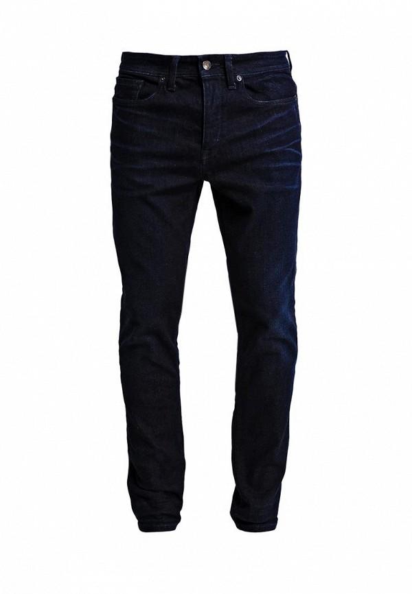 Зауженные джинсы Burton Menswear London 12S13GBLU: изображение 1