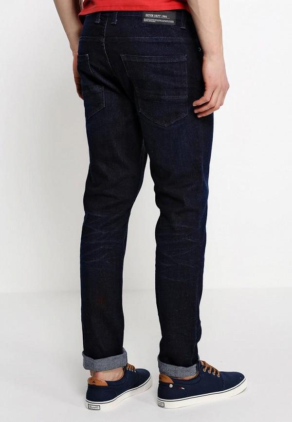 Зауженные джинсы Burton Menswear London 12S13GBLU: изображение 4