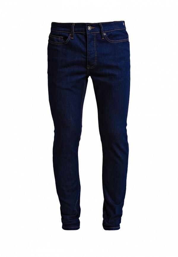 Зауженные джинсы Burton Menswear London 12S19GBLU: изображение 1