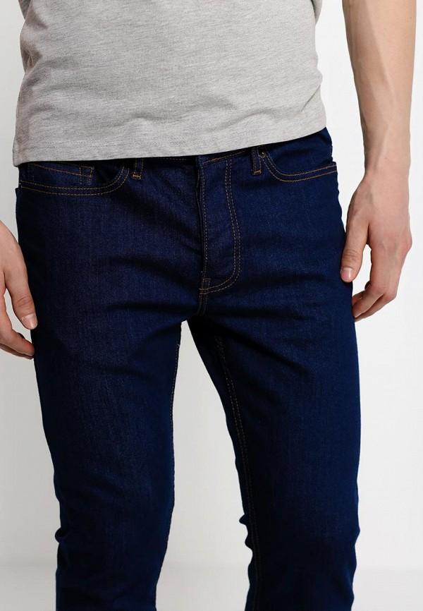 Зауженные джинсы Burton Menswear London 12S19GBLU: изображение 2