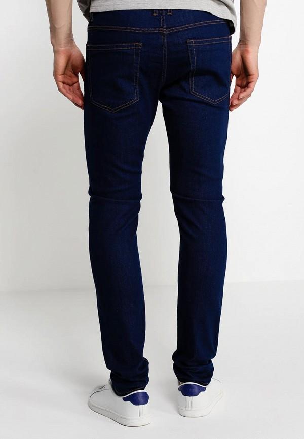 Зауженные джинсы Burton Menswear London 12S19GBLU: изображение 4