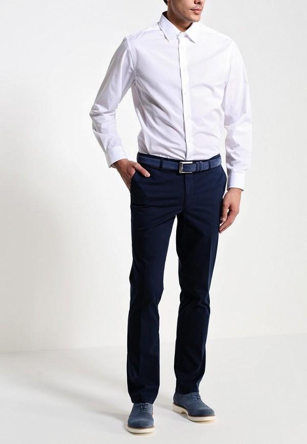 Рубашка с длинным рукавом Burton Menswear London 19B02FWHT: изображение 3