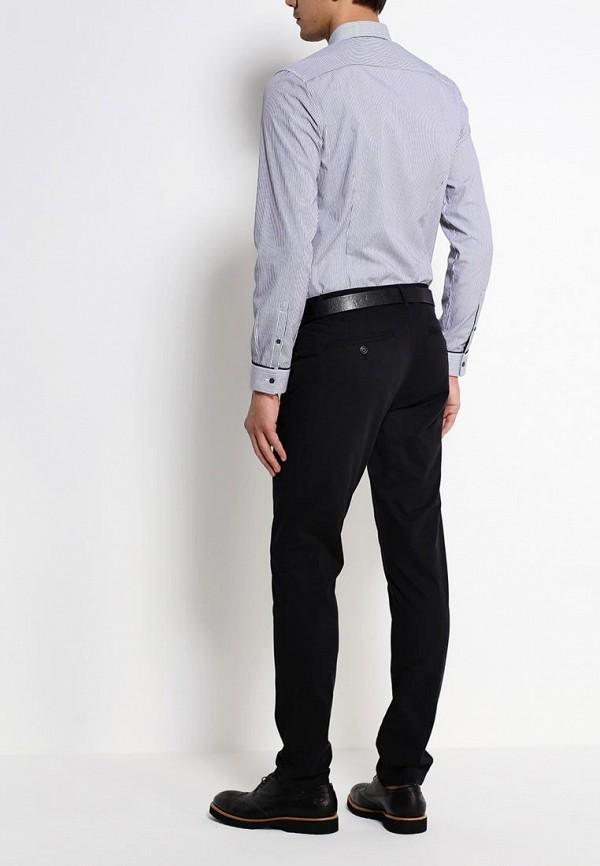 Рубашка с длинным рукавом Burton Menswear London 19F02FGRY: изображение 4
