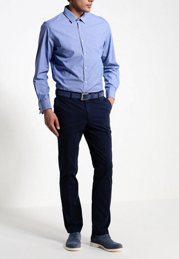 Рубашка с длинным рукавом Burton Menswear London 19T02FBLU: изображение 7