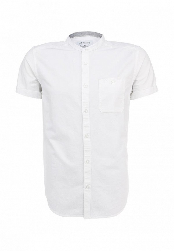 Рубашка с коротким рукавом Burton Menswear London 22D09GWHT: изображение 1