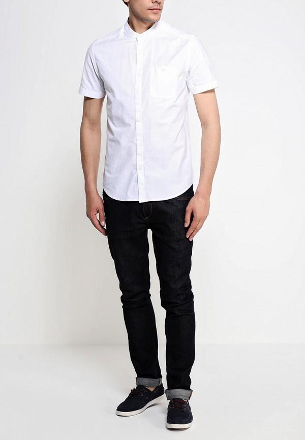 Рубашка с коротким рукавом Burton Menswear London 22D09GWHT: изображение 3