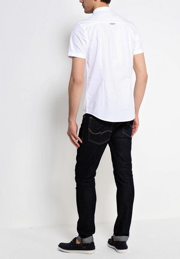 Рубашка с коротким рукавом Burton Menswear London 22D09GWHT: изображение 4