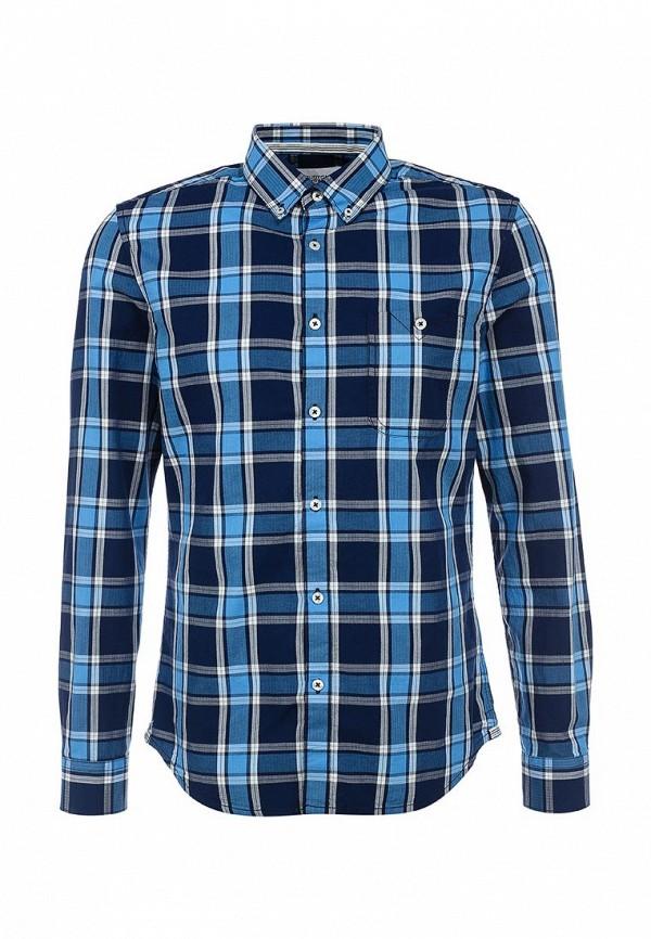 Рубашка с длинным рукавом Burton Menswear London 22S03GBLU: изображение 1