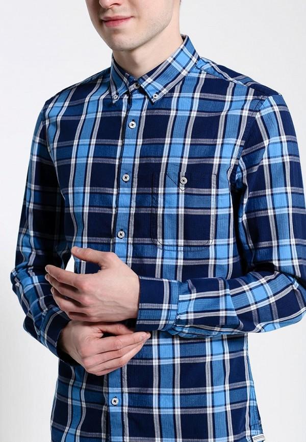 Рубашка с длинным рукавом Burton Menswear London 22S03GBLU: изображение 2