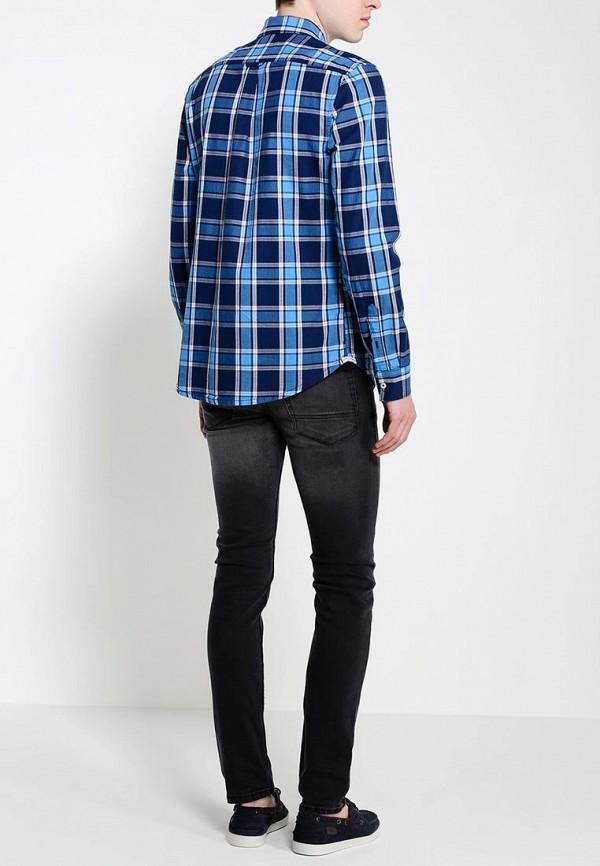 Рубашка с длинным рукавом Burton Menswear London 22S03GBLU: изображение 4