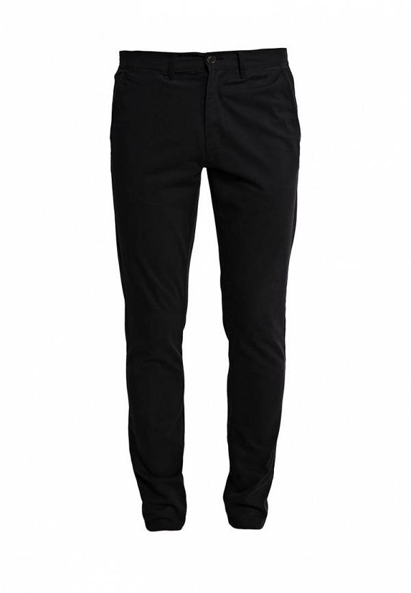 Мужские повседневные брюки Burton Menswear London 23C01GBLK: изображение 1