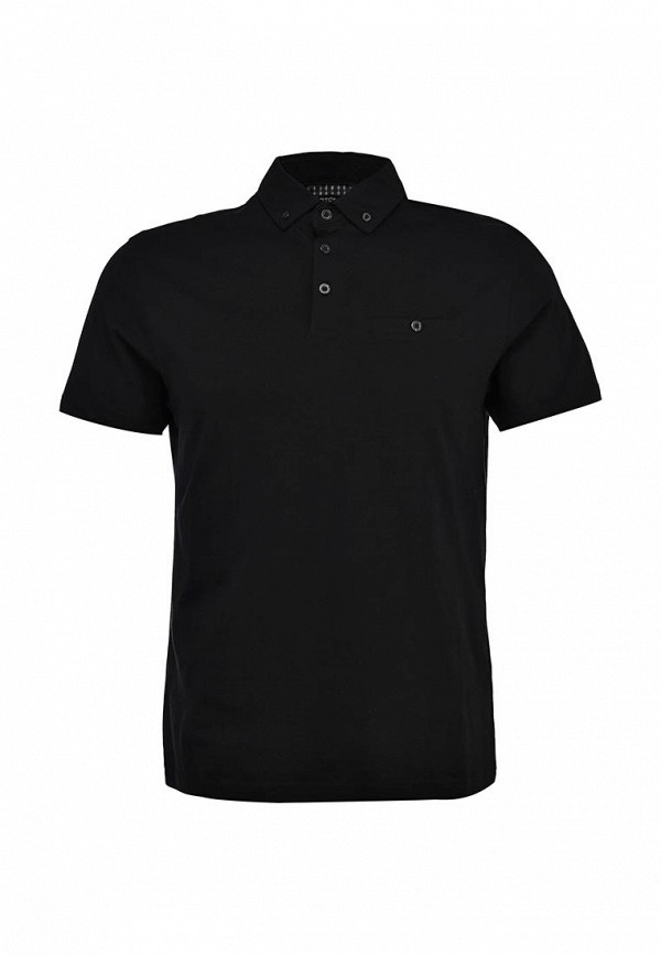 Мужские поло Burton Menswear London 45K08GBLK: изображение 1