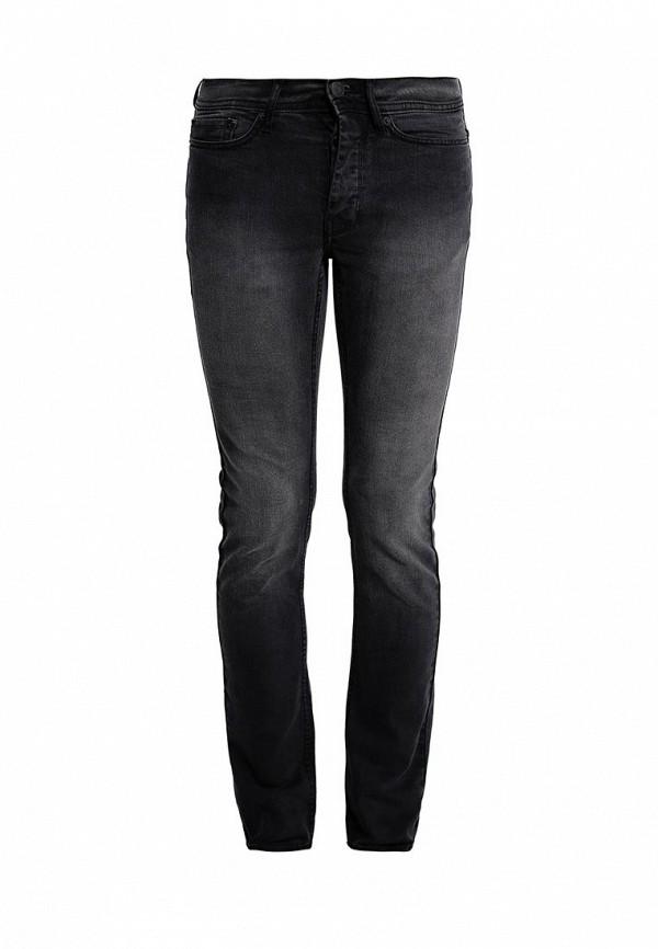 Мужские прямые джинсы Burton Menswear London 12S21GGRY: изображение 1