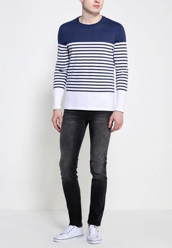 Мужские прямые джинсы Burton Menswear London 12S21GGRY: изображение 3