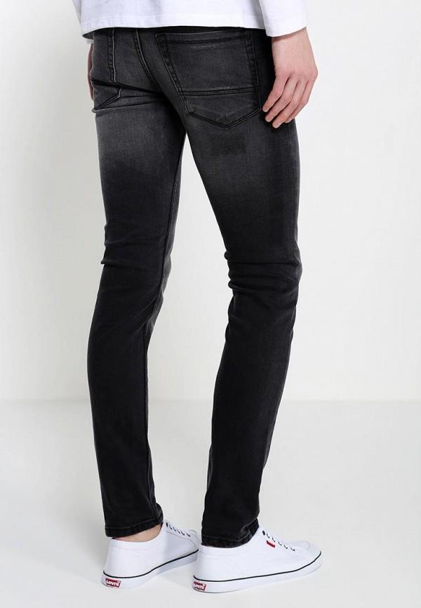 Мужские прямые джинсы Burton Menswear London 12S21GGRY: изображение 4