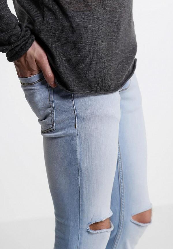 Мужские прямые джинсы Burton Menswear London 12S28GBLU: изображение 2