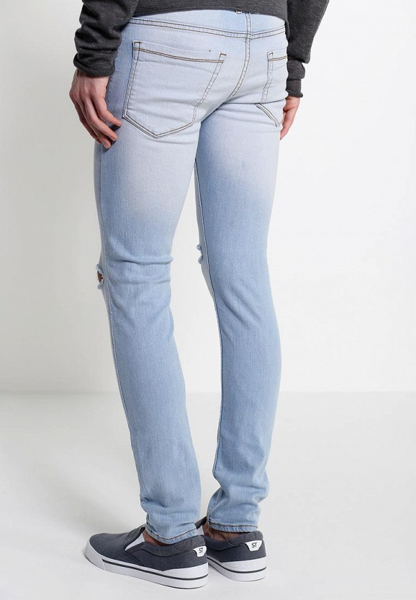 Мужские прямые джинсы Burton Menswear London 12S28GBLU: изображение 4