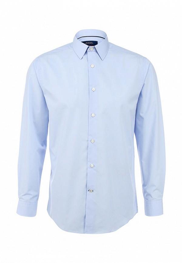 Рубашка с длинным рукавом Burton Menswear London 19B02FBLU: изображение 1