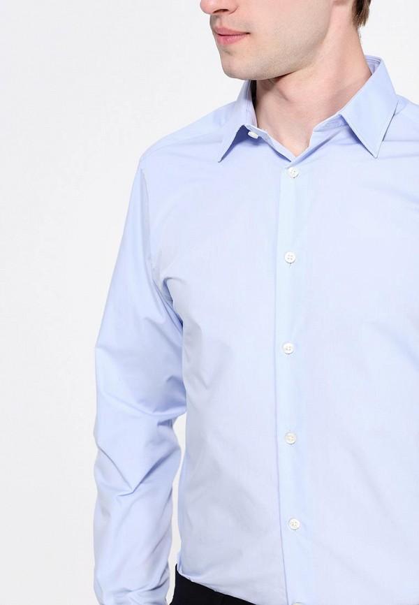 Рубашка с длинным рукавом Burton Menswear London 19B02FBLU: изображение 2