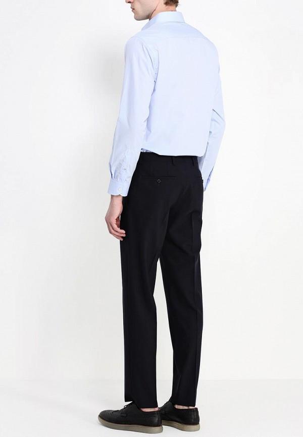 Рубашка с длинным рукавом Burton Menswear London 19B02FBLU: изображение 4