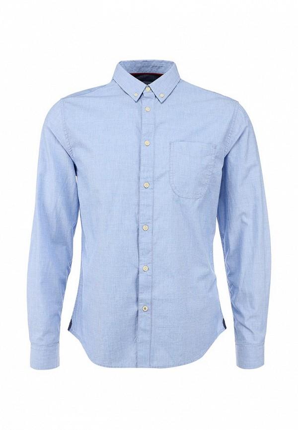 Рубашка с длинным рукавом Burton Menswear London 22C06GBLU: изображение 1